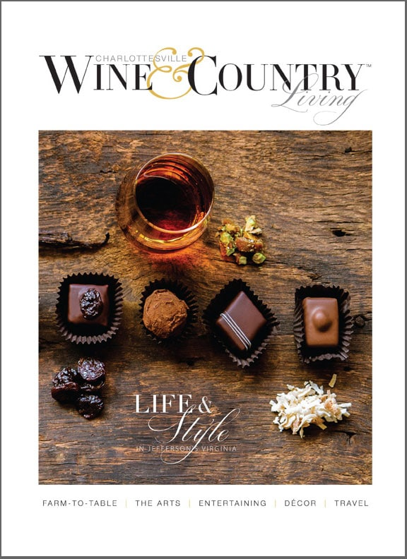 Charlottesville Wine & Country Living
